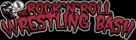 Rock'n'Roll Wrestling Bash Logo